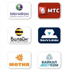 Операторы сотовой связи Комсомольск-на-Амуре