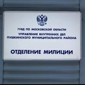 Отделения полиции Комсомольск-на-Амуре