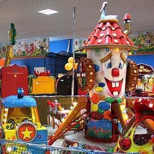 Развлекательные центры Комсомольск-на-Амуре