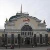Железнодорожные вокзалы в Комсомольске-на-Амуре