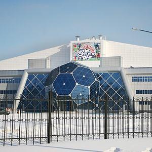 Спортивные комплексы Комсомольск-на-Амуре