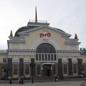 Железнодорожные вокзалы Комсомольск-на-Амуре